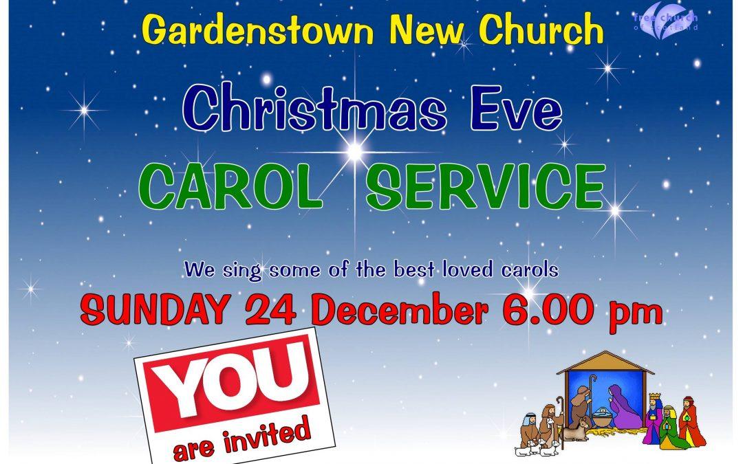 Christmas Eve Carol Service